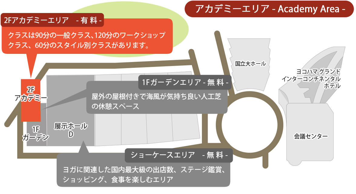 アカデミーエリア -Academy Area -