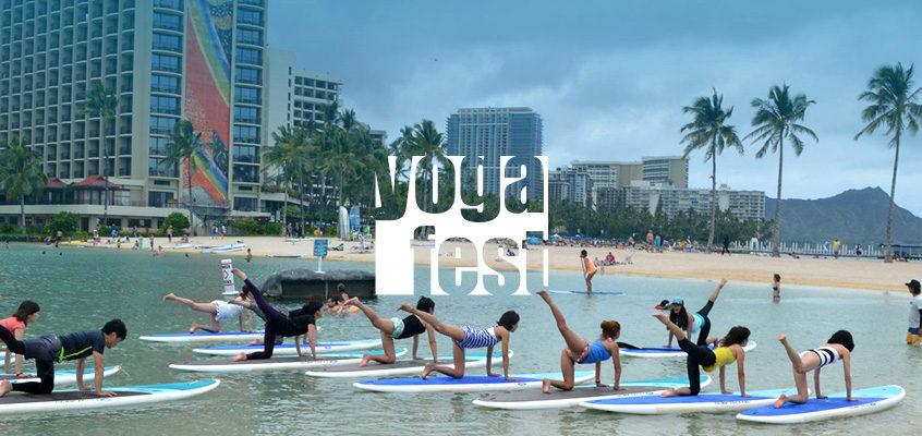 Yoga Fest HAWAII 2015