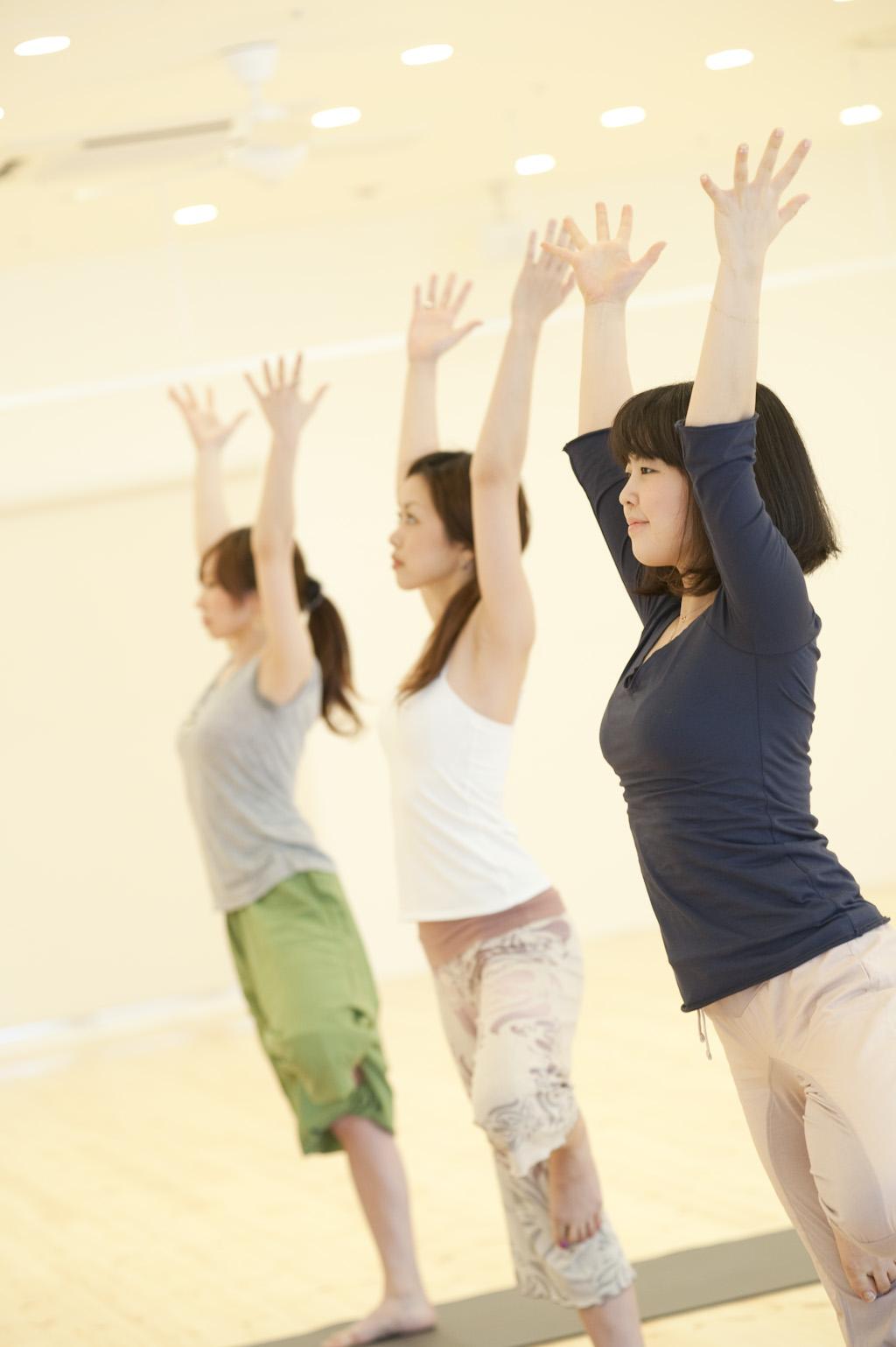 [23L1] Yoga for All Woman ~女性のためのヨガ~