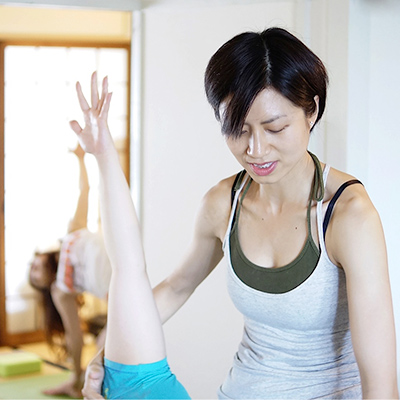 [15T3] 「Yin Yang Yoga」