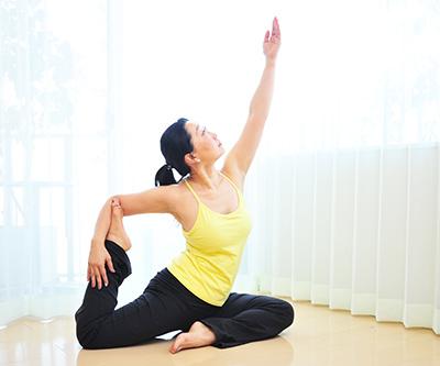 [42A1] BODY CHANCE Yoga:痛みにさよなら! もっとラクに美しいアーサナ!