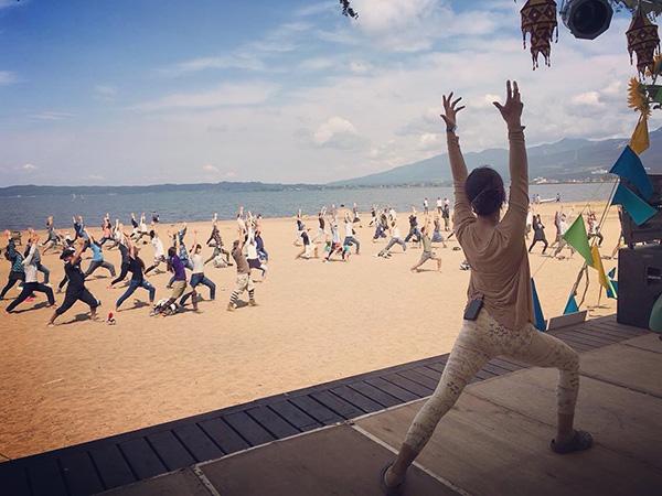 [17M4] imagine yoga trip   内側を想像して、感じて、繋げるヨガの旅。