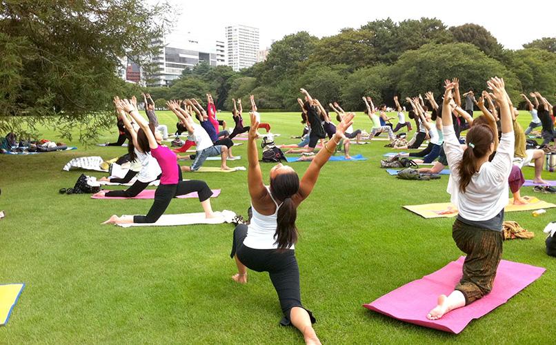 [17Y4] High 5 elements yoga