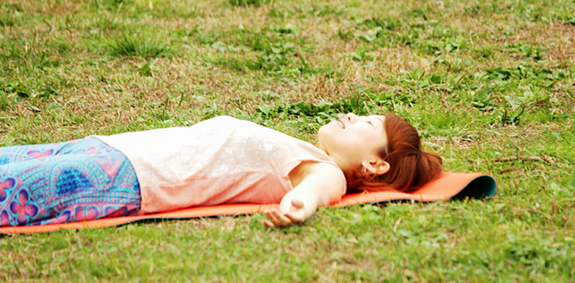 [18M3] あるがままを感じるやさしいYoga〜瞑想と眠りのヨガ