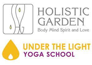 """[11A1] """"UNDER THE LIGHT YOGA SCHOOL """"""""ホリスティック ガーデン"""""""