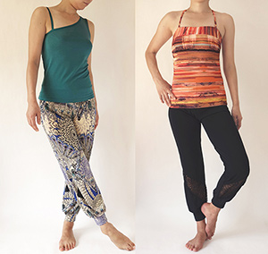 [12A3] Thetis Yoga Dress