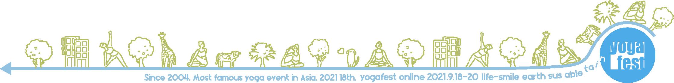 Yogafest ONLINE 2021
