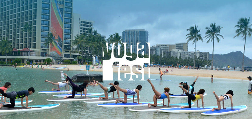 Yoga Fest HAWAII 2015