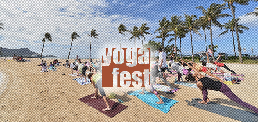 Yoga Fest HAWAII 2016
