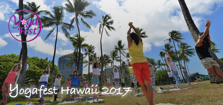 Yogafest Hawaii 2017