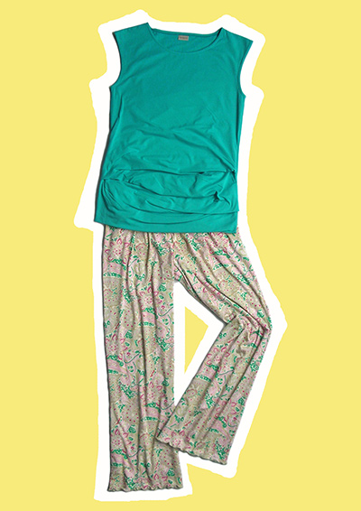 [32A1] Thetis Yoga Dress
