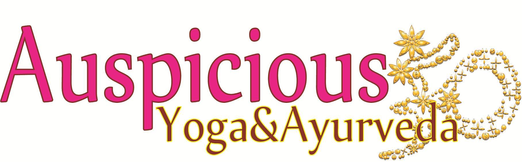 [52A1] Auspicious Yoga&Ayurveda