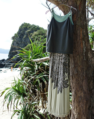 [61A1] Thetis Yoga Dress  テティス ヨガ ドレス