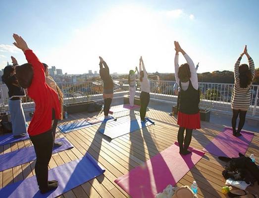 [21M5] Enjoy! music flow yoga〜感じて動くキモチいいヨガ〜