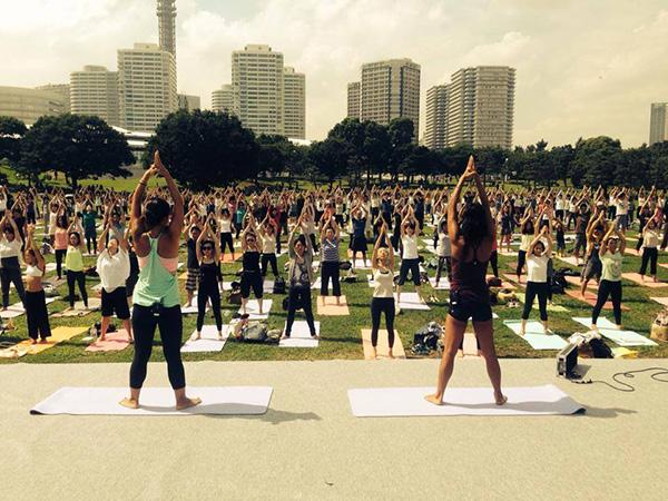 [21Y2] Yoga Dance Party