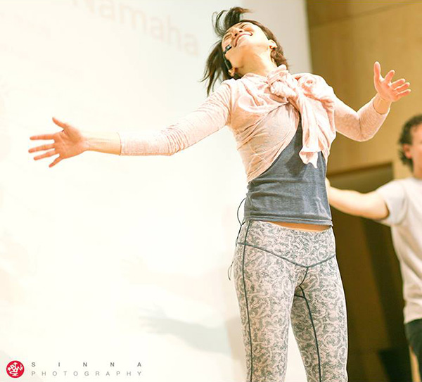 [23S2] みんなで楽しく踊るヨガ〜Bollywod Dance♪