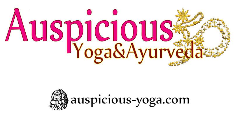 [08A4] Auspicious  Yoga&Ayurveda